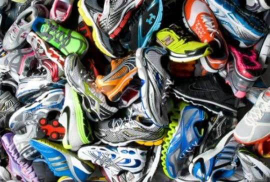 , To Run or to Bin. When should you change your trainers?